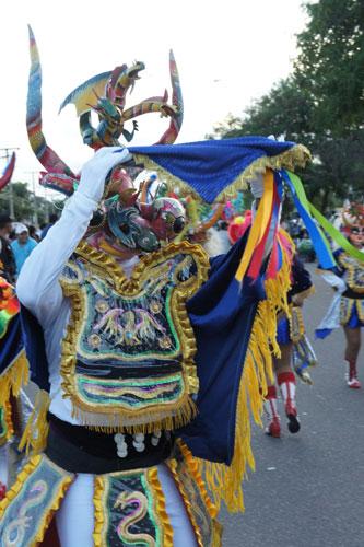 Entradas folkloricas en Bolivia 51