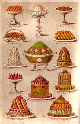 desserts 1800
