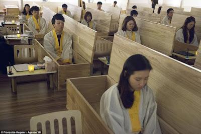 Sekolah Kematian Cara Unik Korea Selatan Atasi Kasus Bunuh Diri
