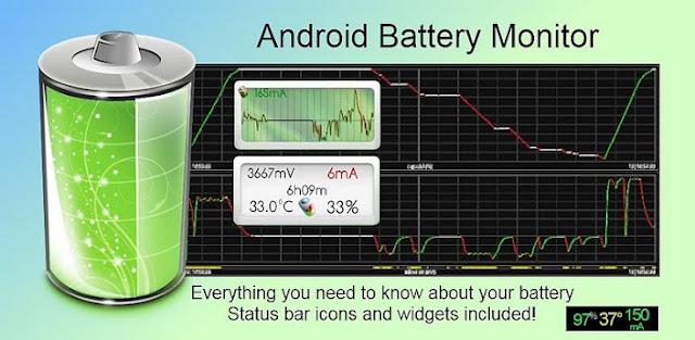 Battery Monitor Widget Pro APK