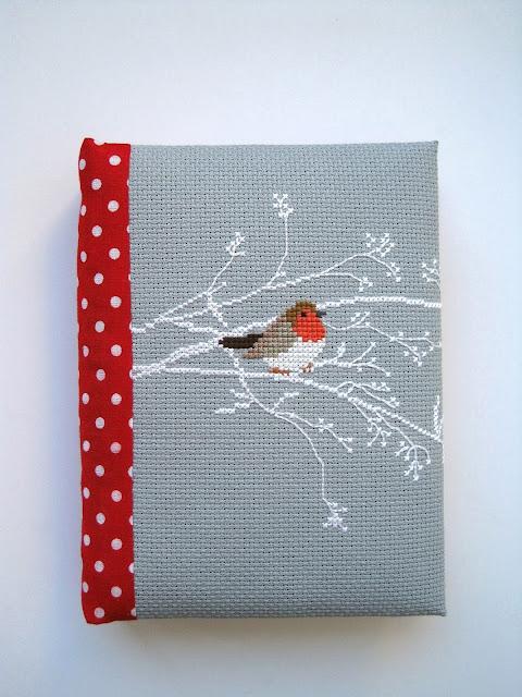 Christiane Dahlbeck hand made notebook блокнот ручной работы