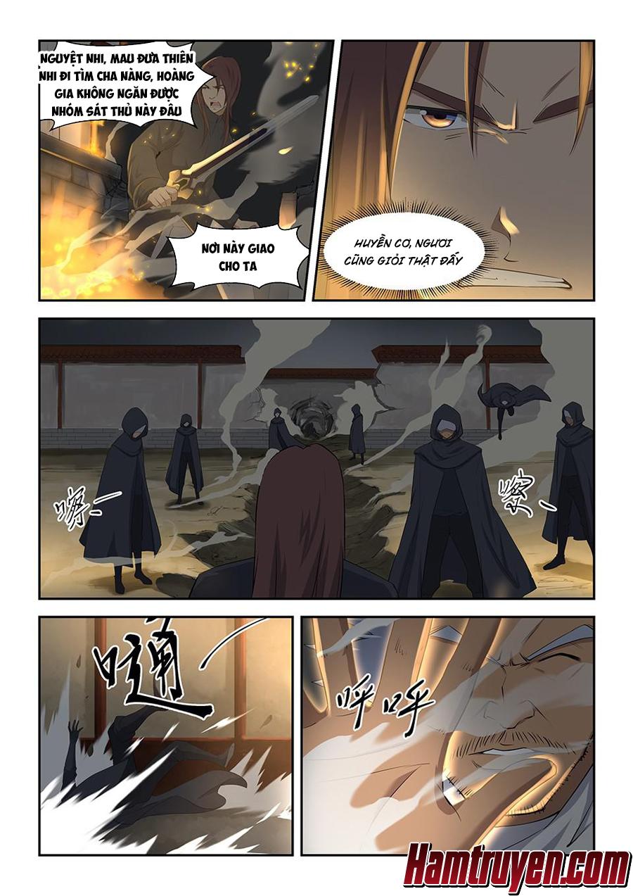 Kiếm Nghịch Thương Khung Chapter 4 - Hamtruyen.vn