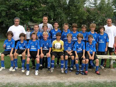 U12 U13 coaches