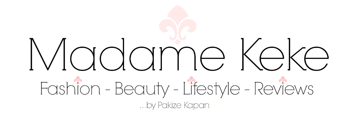 Madame Keke Beauty & Lifestyle Blog