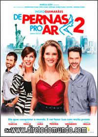 De Pernas Pro Ar 2  DVDRip + RMVB Nacional