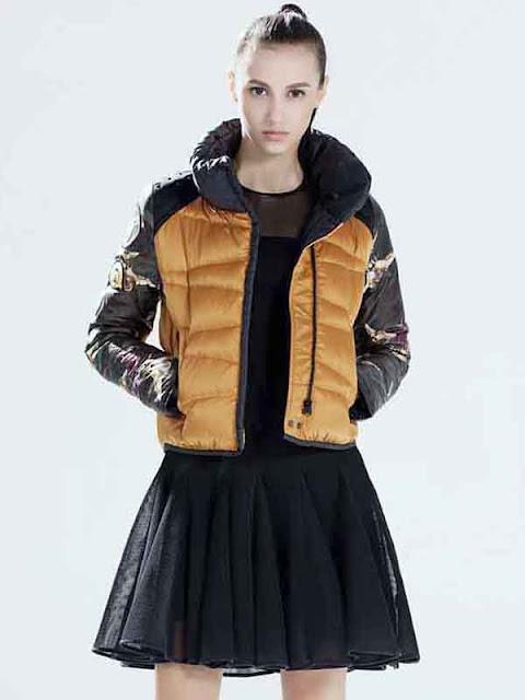 áo khoác cá tính nữ