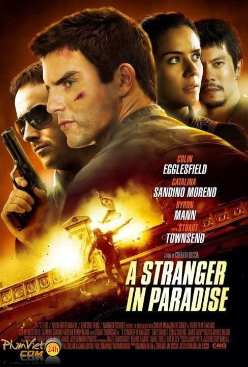 xem phim Thiên Đường Xa Lạ - A Stranger In Paradise (2013) full hd vietsub online poster