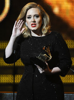 Grammy Awards 2012 Winners List