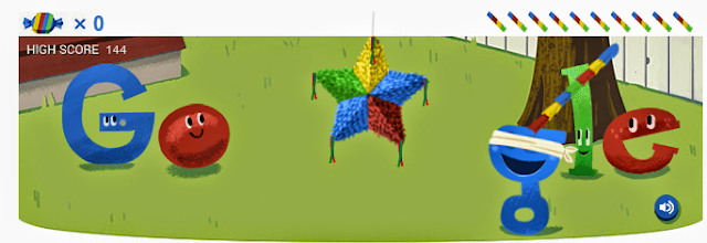 Doodle de 15 anos do Google