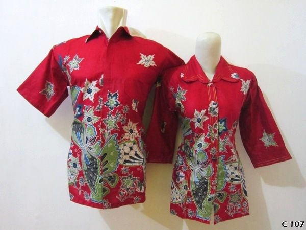 Batik Sarimbit C107