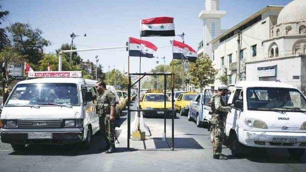 Assad Lakukan Razia Besar besaran Paksa Pemuda untuk Wajib Militer