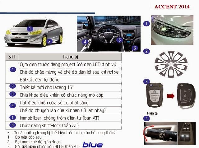 xe hyundai accent 2014 4 Xe Hyundai Accent 2014