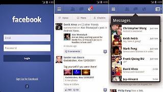Download Facebook Aplikasi untuk Hp