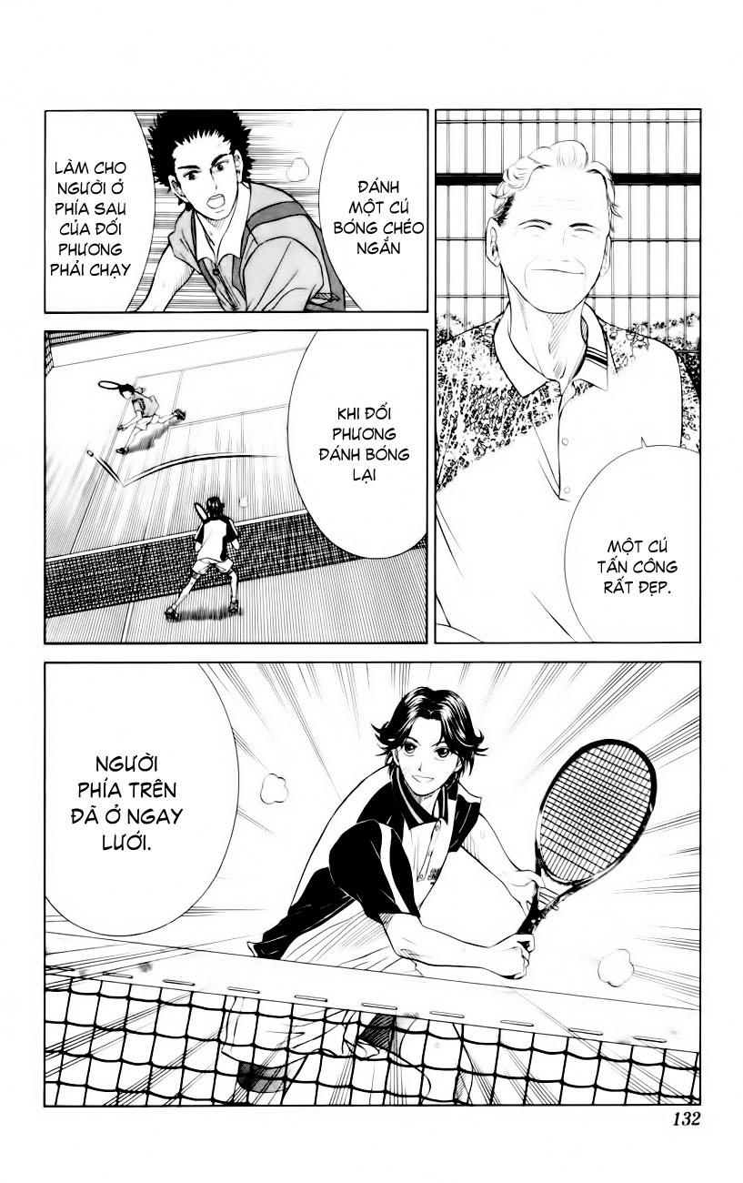 Prince of Tennis chap 94 Trang 14