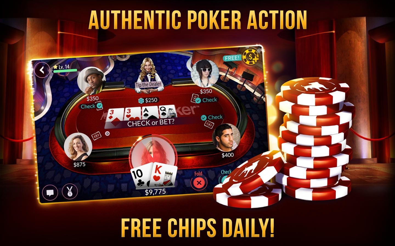 Zynga Poker Texas Holdem 20 73 Apk Games Arena