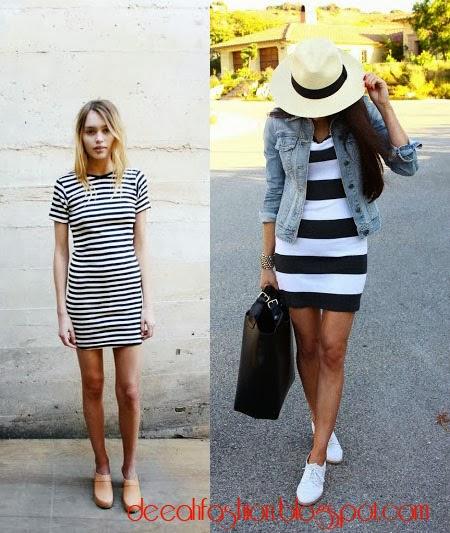 Baju Garis-Garis Stripes Populer
