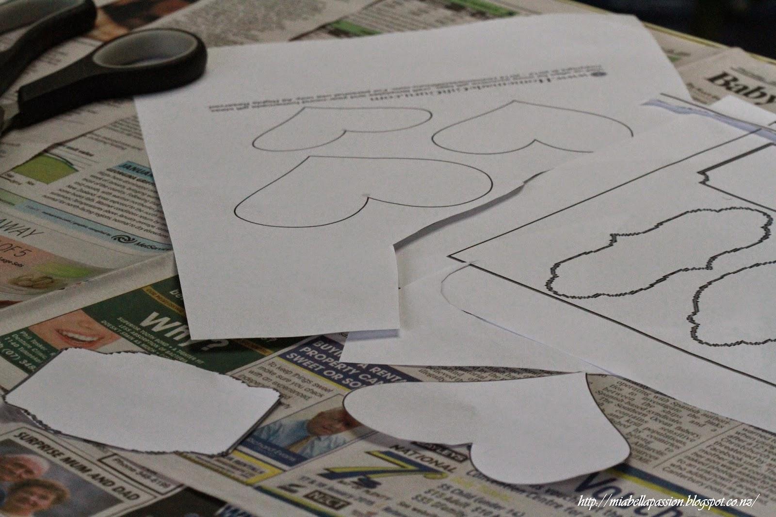 Mia bella passions diy chalkboard labels for Diy chalk labels
