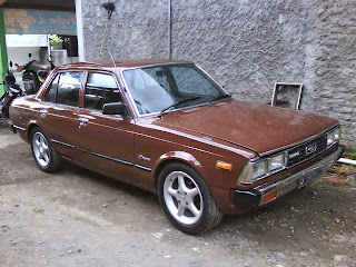 modifikasi toyota corona 1980