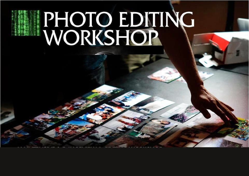 WANT TO LEARN PHOTO EDITING