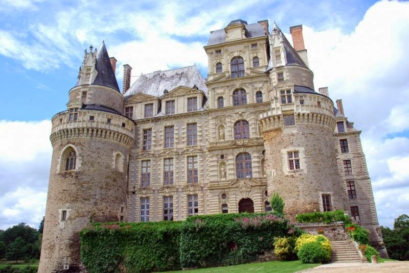 Bricco de Castle in France