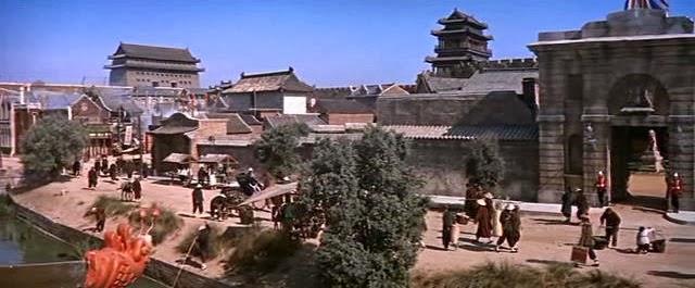 55 дней в пекине 1963  - kinokrad