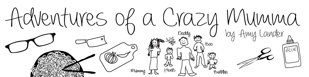 Adventures of a Crazy Mumma!