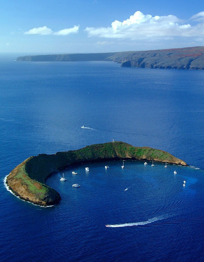 Molokini, Hawaii,USA