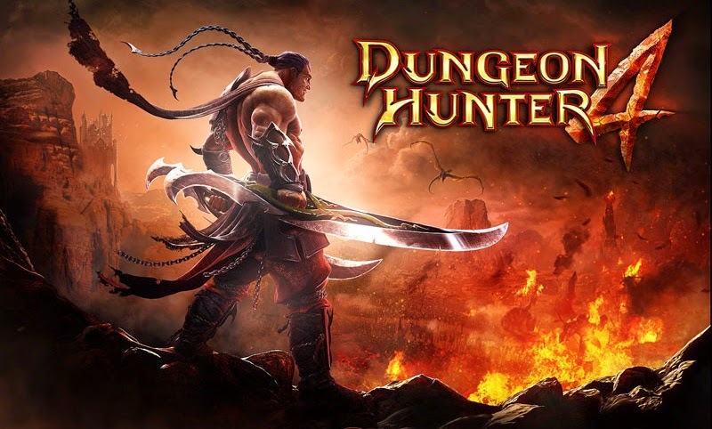 Download Dungeon Hunter 4 Full Android [Apk+Data] Free