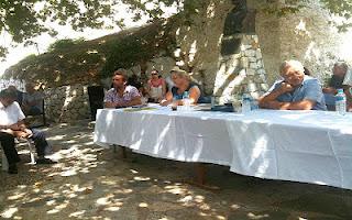 Σύλλογος για την προστασία και αναβίωση της Άνω Πόλης Κυπαρισσίας