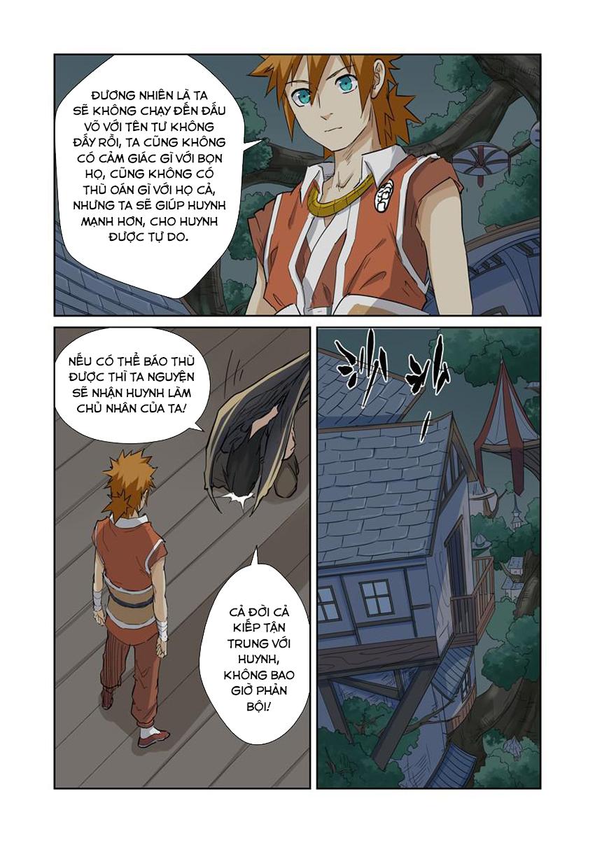 Yêu Thần Ký Chapter 155 - Hamtruyen.vn