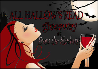 All Hallows Read Book Giveaway at From the Shadows