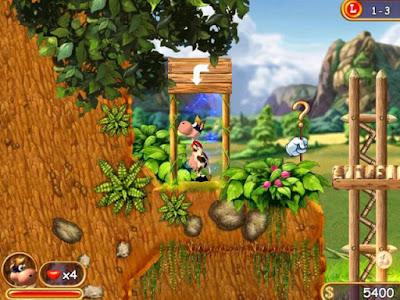 Download Supercow Game Petualangan Sapi