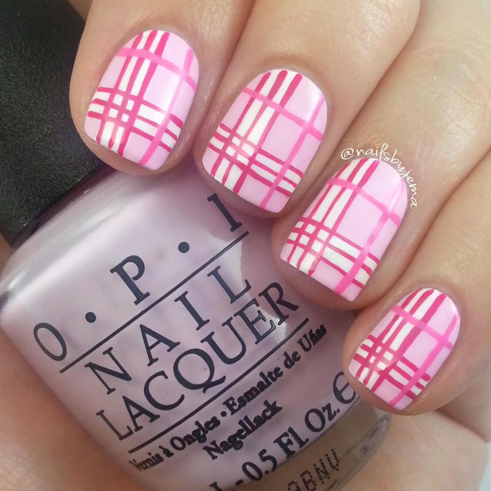 Polishes Used Picture Polish Candy Opi Mod About You Kiss Me On My Tulips Alpine Snow I A Long Bristle Nail Art Brush From Ebay To Paint