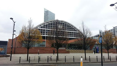 Venue for BVE North - Manchester Central
