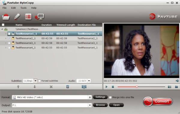 Blu-ray to VLC Ripper