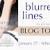 Blog Tour Stop: TOP TEN from Jen McLaughlin - BLURRED LINES + Giveaway