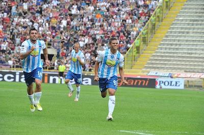Pescara-Palermo streaming