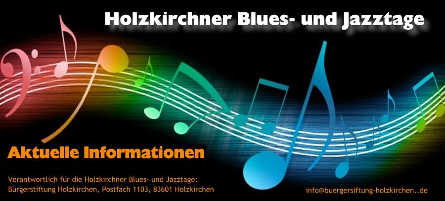 Blues- und Jazztage Holzkirchen