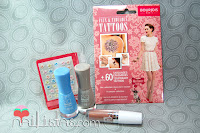 FUN & fabulous Tattoos Bourjois Miss Couture