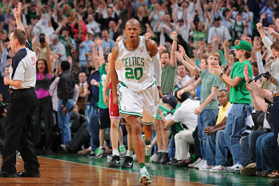 Ray Allen, Boston Celtics, Celtics News, State Of The Celtics