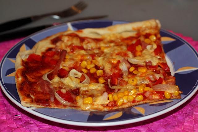 pizza, przepis na pizze, recipe pizza