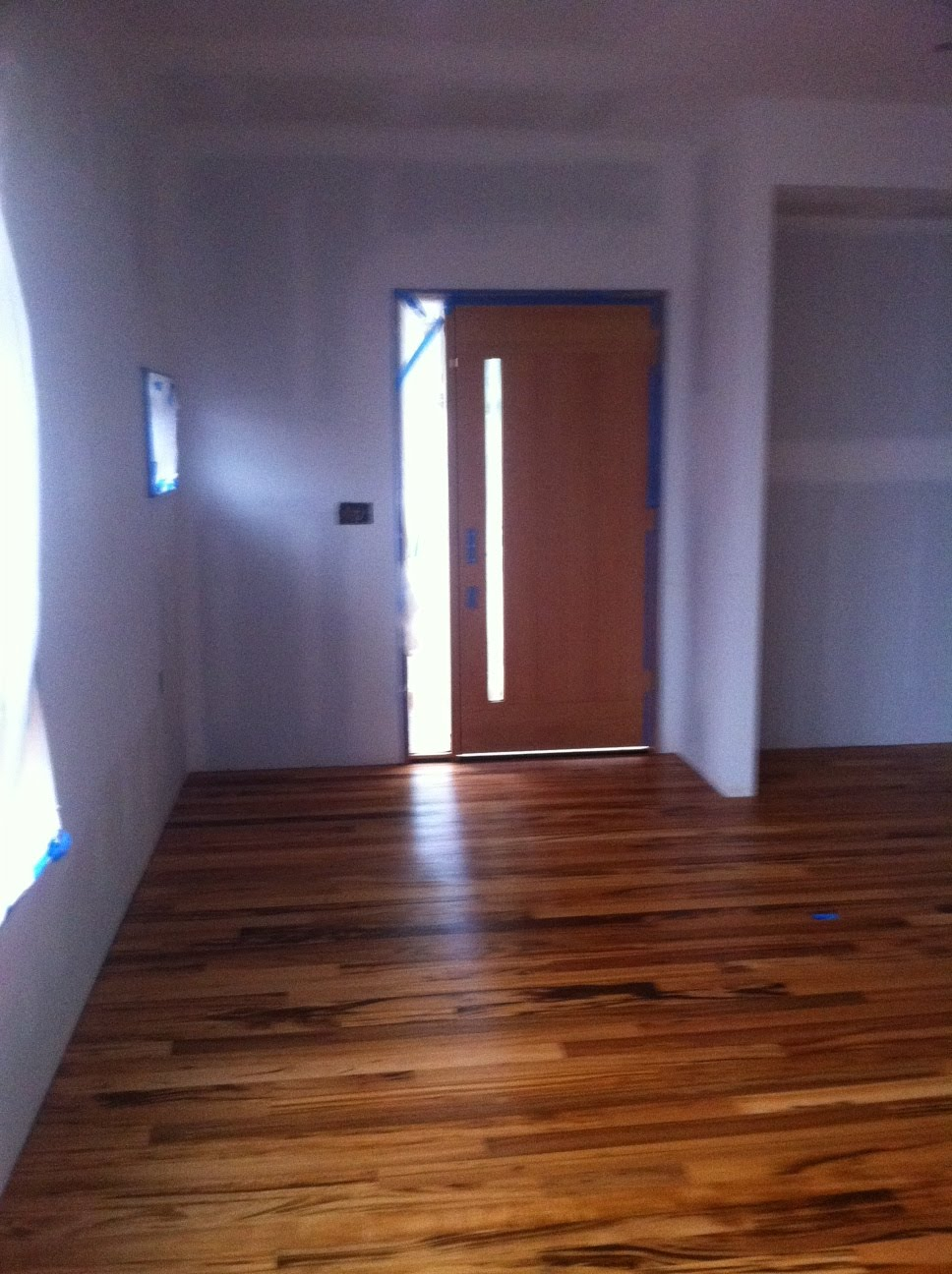 Seattle passive solar home remodel wood floors with first for Hardwood floors seattle