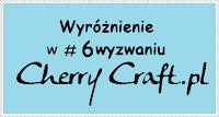 wyróznienie w Cherry Craft