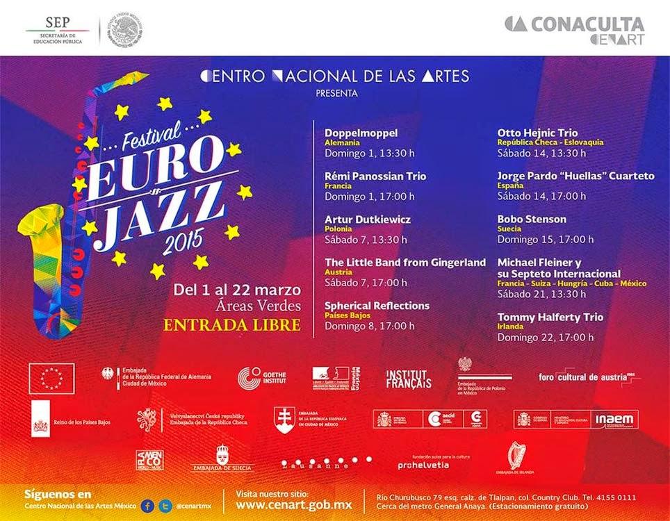Eurojazz 2015