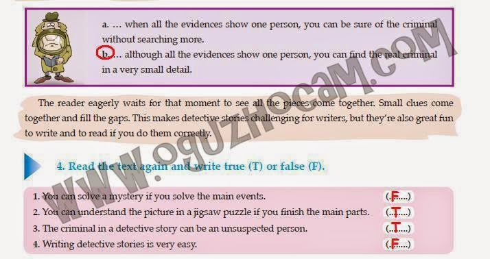 detective writers essay