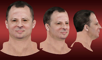 NBA 2K13 Coach Tom Thibodeau Cyberface Patch