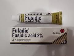 Dosis Obat FULADIC Sodium Fusidat 2%