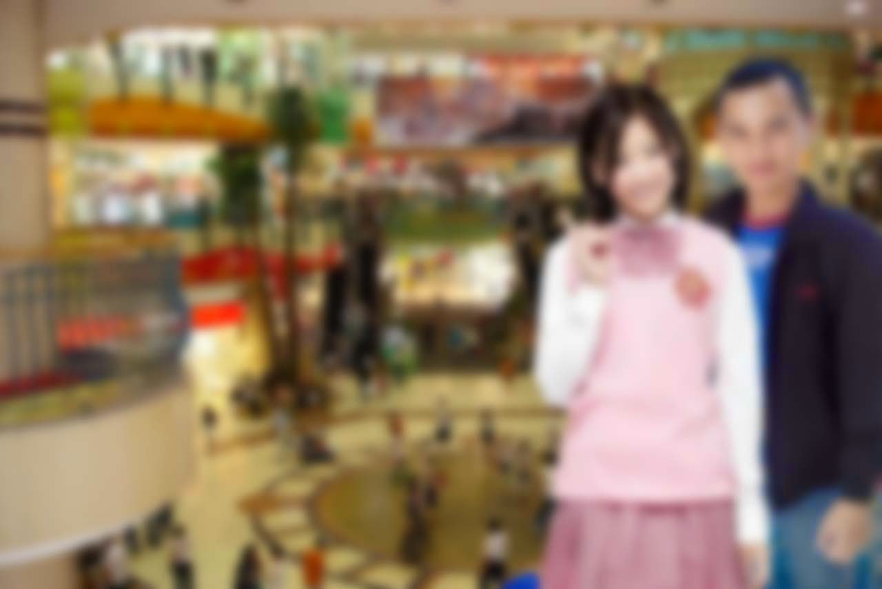 Ketemu + Foto Bareng Sama Haruka di Mall, anak kampus, Ketemu + Foto Bareng Sama Haruka di Mall, main di mall, foto haruka, haruka JKT48 di mall, jakarta, haruka jkt48 di jakarta