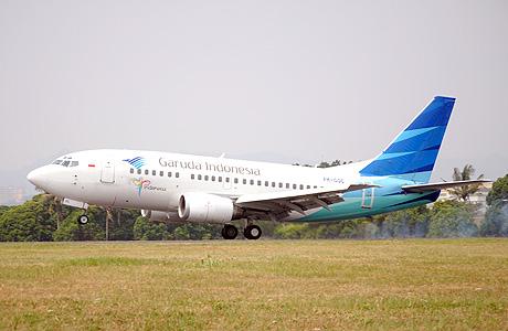 Garuda Indonesia 737-500