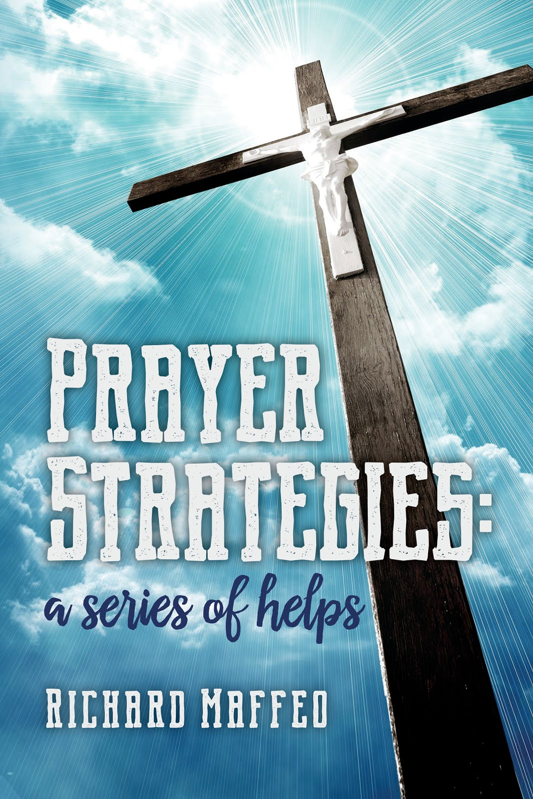My Book of Prayer Strategies